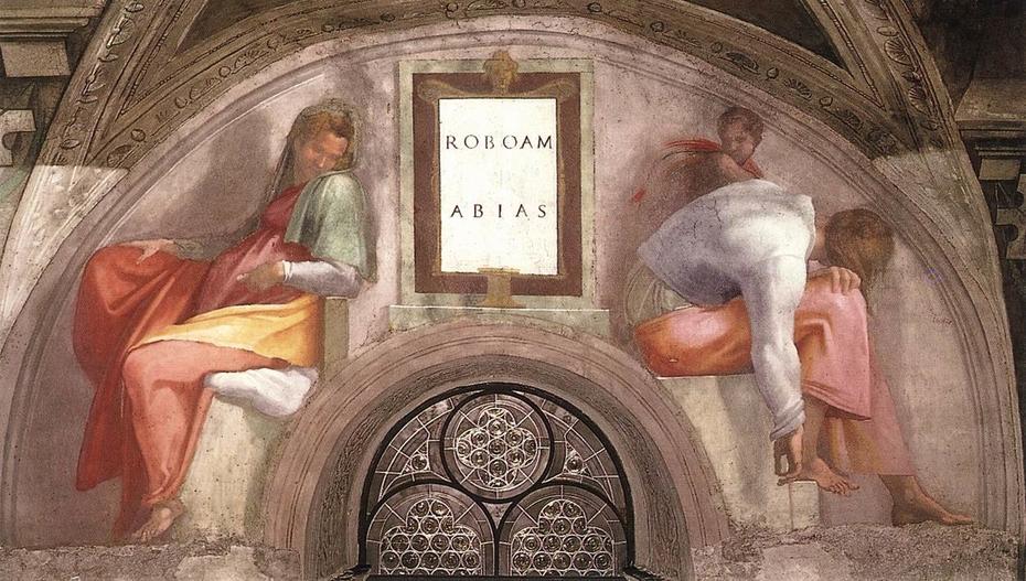 Rehoboam - Abijah