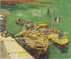 Rhone boats