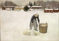 Washing on the Ice