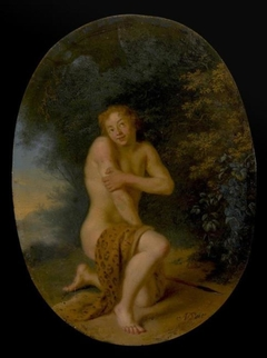Wounded Hunter (Bacchus? )