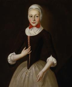 Young Moravian Girl
