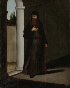 A Greek Priest