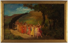 A Pagan Procession