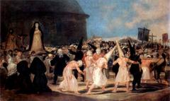 A Procession of Flagellants