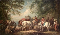 A Transport of Cattle