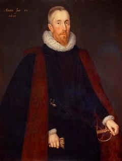 Alexander Seton, 1st Earl of Dunfermline, 1555 - 1622. Lord Chancellor of Scotland