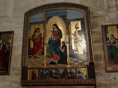 Altarpiece of Maestro de Calzada