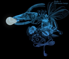 Analysis creature project - Bulb-