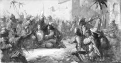 Anno 1656. Gerard Hulft sneuvelt bij de verovering van Colombo