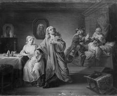 Barselstuen, III akt, 6. scene