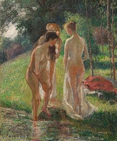 Bathing Women