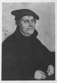 Bildnis Martin Luthers im fünfzigsten Lebensjahr