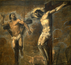 Christ and the Good Thief
