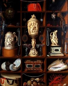 Collector's Cabinet of Curiosities