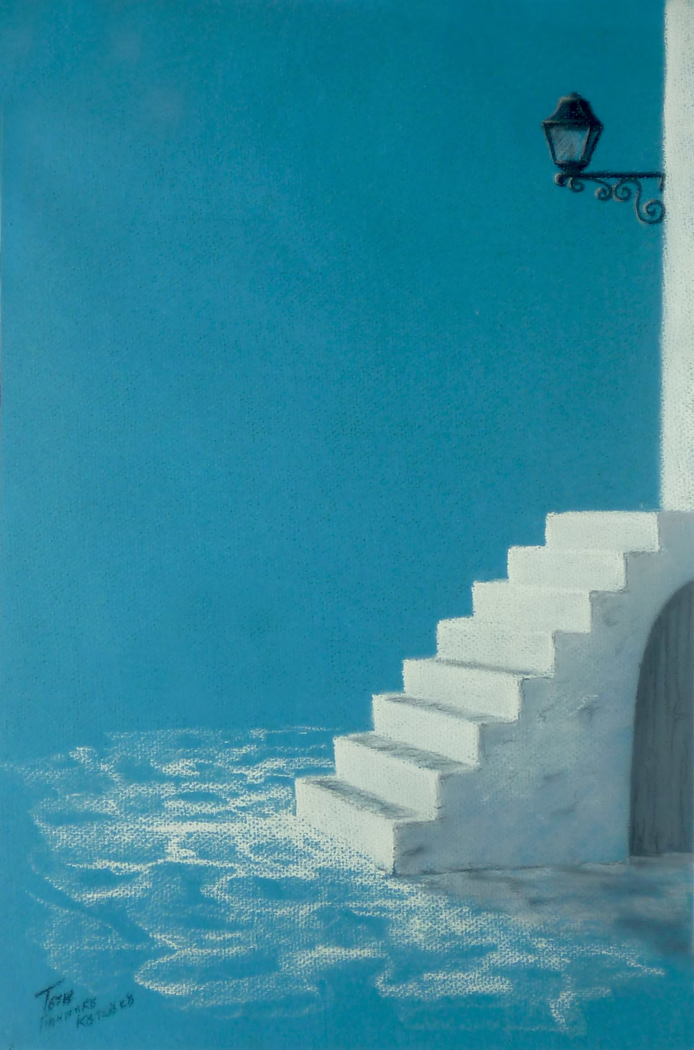 Cycladic Steps - Κυκλαδίτικα Σκαλοπάτια
