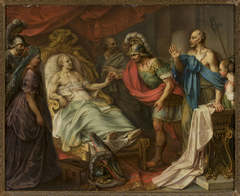 Death of Belisarius