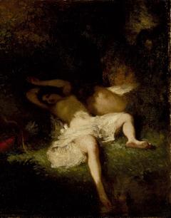 Diana Resting