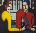 Serie Los borrachos. Borrachos IV