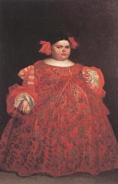 Eugenia Martinez Valleji, called La Monstrua