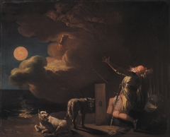 Fingal Sees the Ghosts of his Forefathers by Moonlight