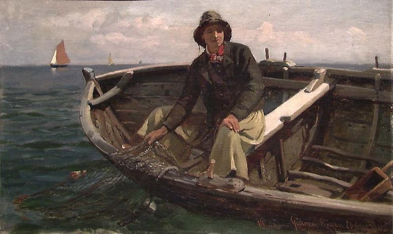 Fisherman from Rügen