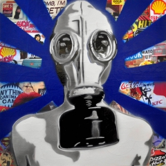 gas mask man -2