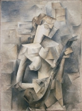 Girl with a Mandolin (Fanny Tellier)