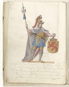 Graaf Waldger van Teisterbant