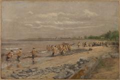Hauling the Seine