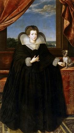 Isabel de Francia esposa de Felipe IV