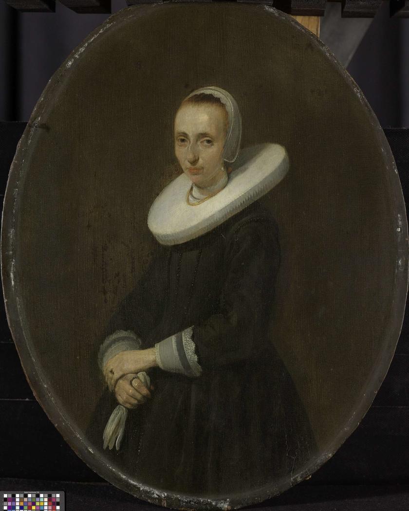 Johanna Bardoel (d after 1667). Wife of Gerard van der Schalcke