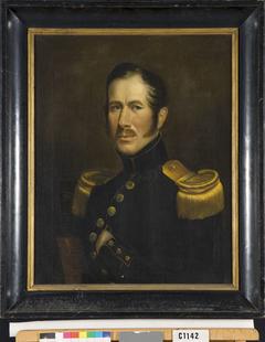 Jonkheer Franz Georg von Speicher (1788-1855)
