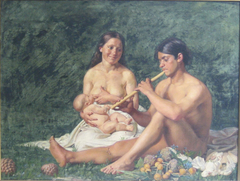 Jubal and Family