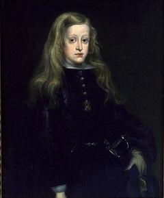 King Charles II, Spain