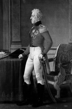 King Frederik VI in His Cabinet