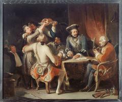 La Partie de cartes
