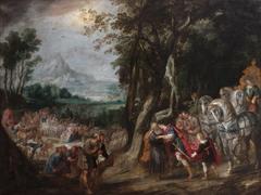 La rencontre de Jacob et de Joseph