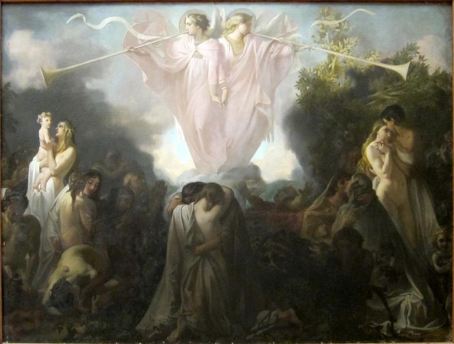 La résurrection des morts