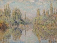 La Seine à Vetheuil