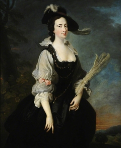 Lady Lucy Manners, Duchess of Montrose (1717 – 1788)