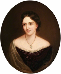 Lady Mary Catherine Sackville-West, Countess of Derby (d.1900) (after James Swinton)