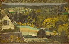 Landscape: Window Overlooking the Woods