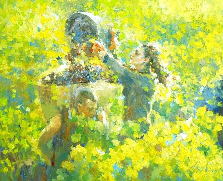 Les vendanges / The harvest