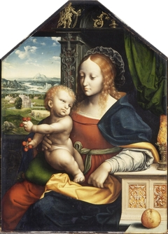 Madonna of the Cherries