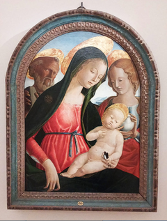 Madonna with the Child and the Saint Girolamo and Mary Magdalene