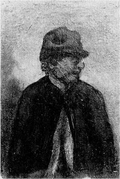 Man met hoed