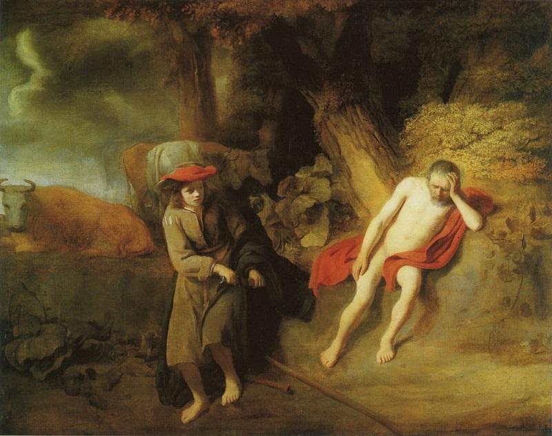 Mercurius, Argus and Io