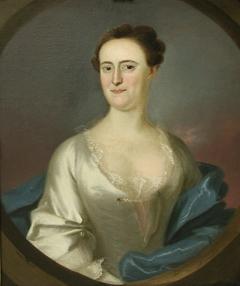 Mrs Benjamin Pollard (Margaret Winslow)(1724-1814)