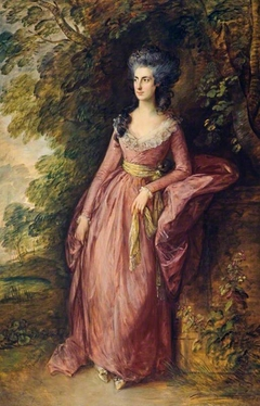 Mrs Hamilton Nisbet (1756 - 1834)