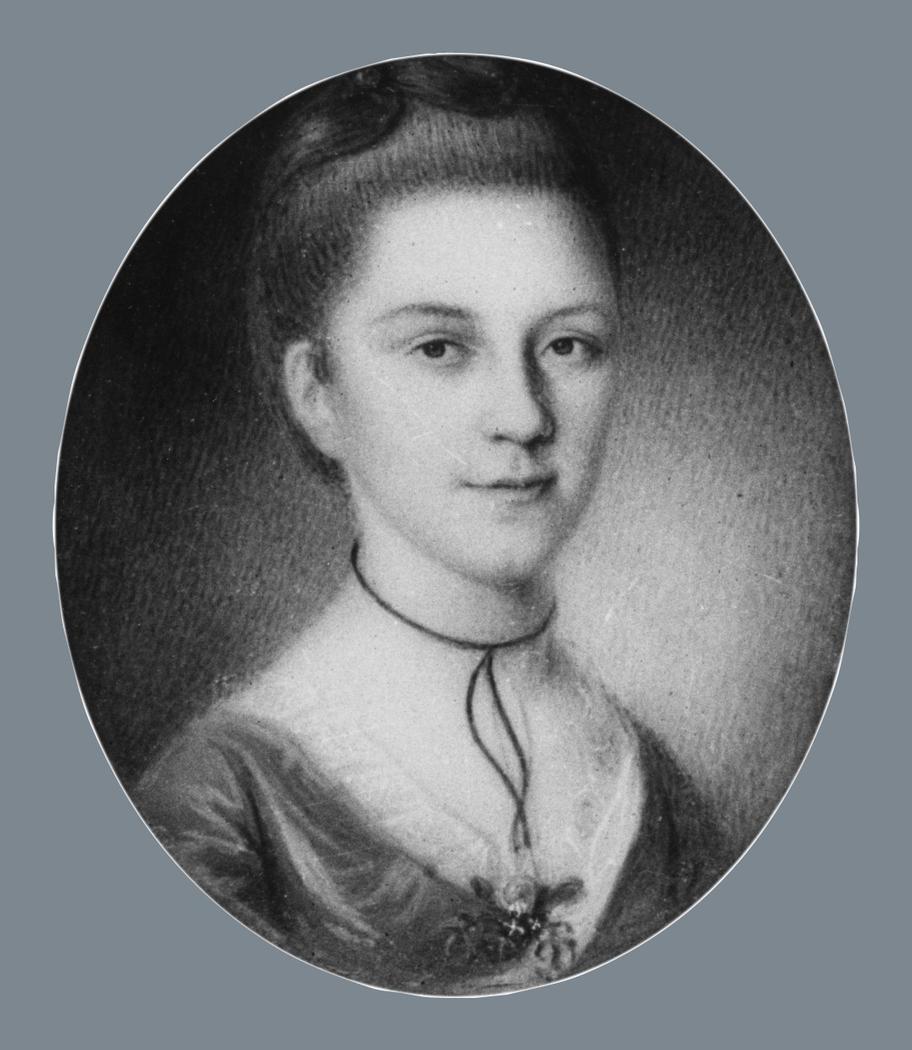 Mrs. Michael Taney (Monica Brooke)
